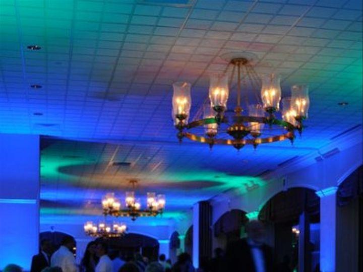 Tmx 1282818803969 TableBlueHarvardClub Boston, MA wedding dj