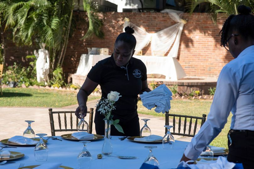 Table Setting Service