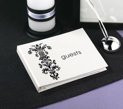 Guest book from Gunther Gifts