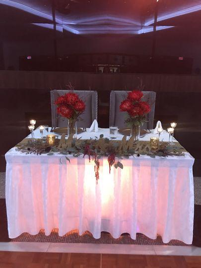 Sweetheart Table by Joyeux