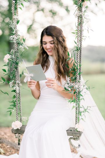First Look Vow Reading