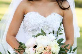 Gilded Blossoms Bridal Design