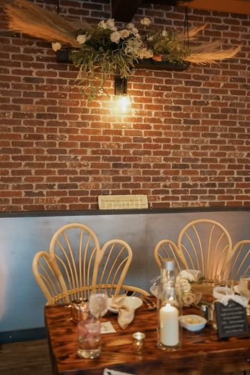 Boho Bamboo Chairs (rental)