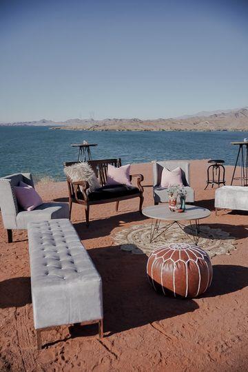 Lounge Set Up (rental)