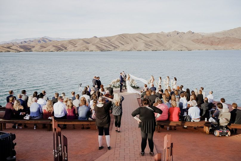 The Ceremony at the Pointe