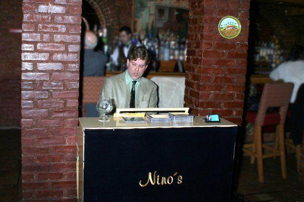 "Jim played from June 2005 to July 2006 at one of the Nino Selimaj ""Nino's"" venues--NINO'S TUSCANY,..."