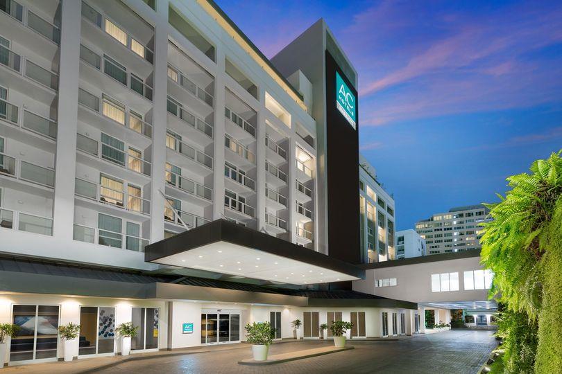 AC Hotel San Juan - Night