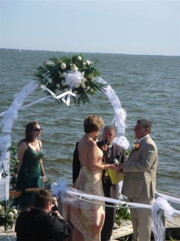 weddingonboat