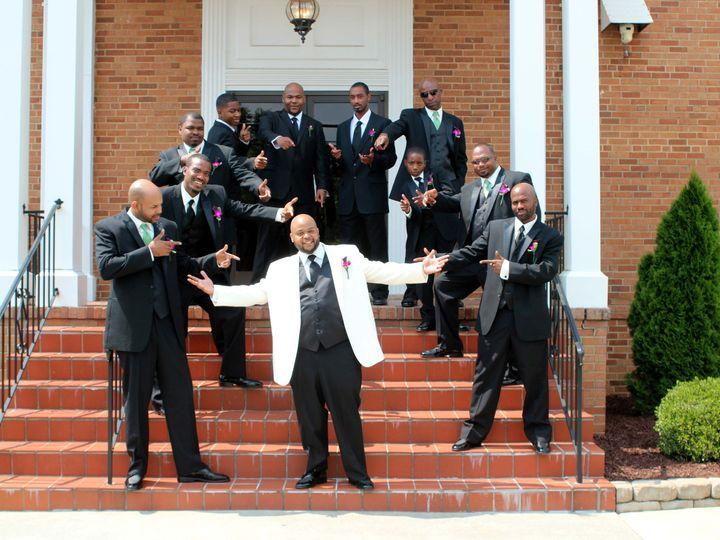 Tmx 1438035707797 Freeman Wedding 112 C Greensboro, NC wedding photography