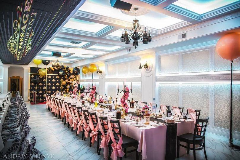 Royal Passage Restaurant