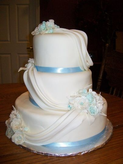 Cake Art Ga : Rebekah s Sweetart Cakes - Wedding Cake - Savannah, GA ...
