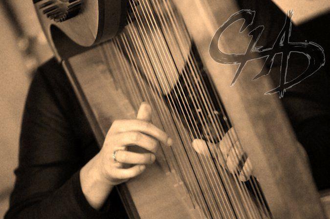 Ceremony Harpist