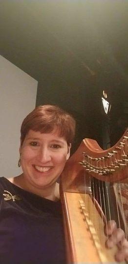 Rachel Payne - Harpist