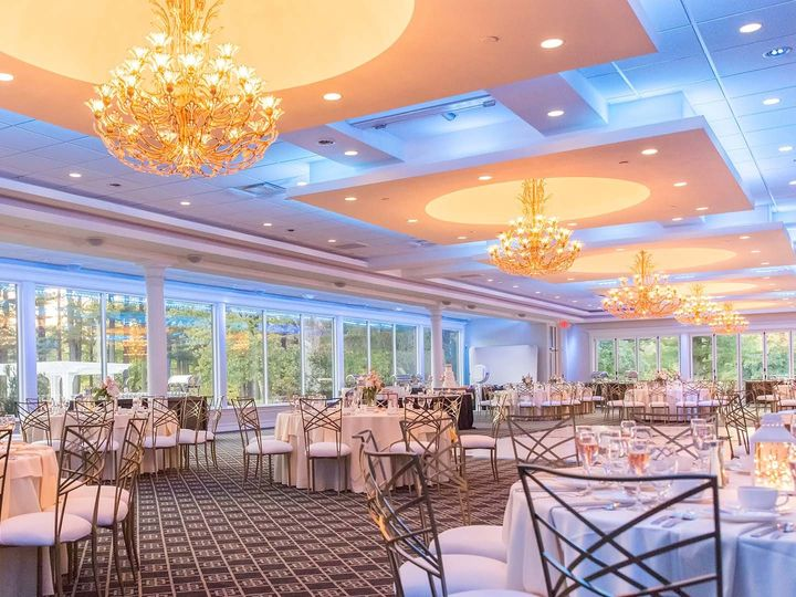 Tmx 1510675249846 The Estate Ballroom White Simp 1080 East Brunswick, NJ wedding venue
