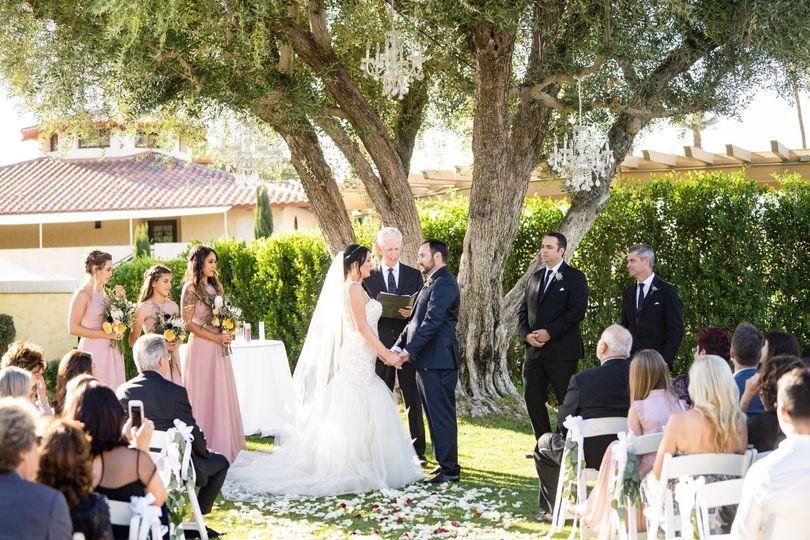 Miramonte Lawn Ceremony