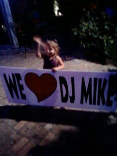 Pappasitos Deck  DJ Mike