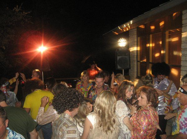 Lake Travis 70's Disco Party 2010