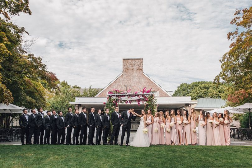 Bridesmaid + Groomsmen