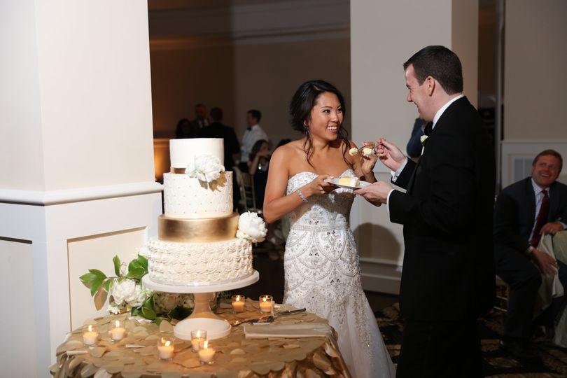 Sampling the cake