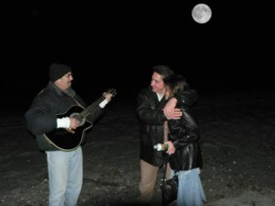 Midnight Serenade. This was a surprise wedding proposal  in Atlantic City, NJ in the middle of...