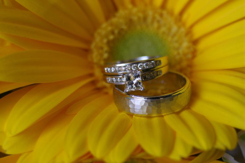 Lovely ring photography