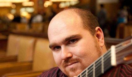 Donovan Raitt, Classical and Jazz Guitarist 1
