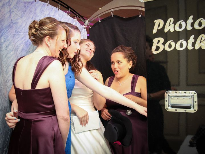 Tmx 1454618289757 Westchester Photo Booths Hudson Valley Photo Booth Wappingers Falls, NY wedding dj