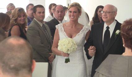 Unique Perspective Wedding