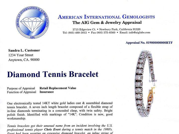 Tmx 1403020820037 Tennis Brac Jpeg261 Newbury Park wedding jewelry