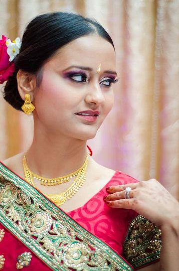 indian bridal makeup seattle