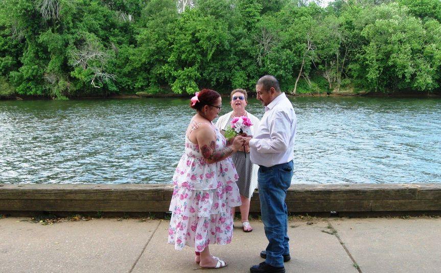 Ceremony at Rappahannock