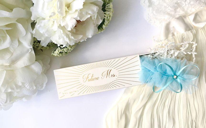 bleu garters 2