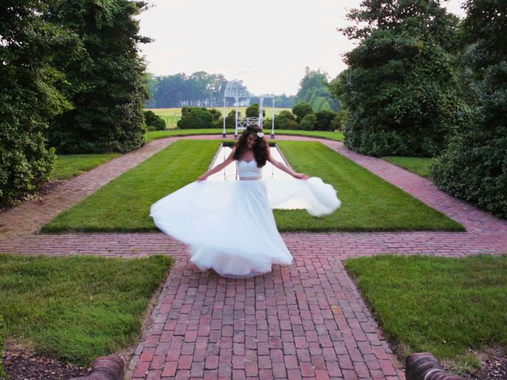 Tmx 1459130179925 Justhitchedmontage2016f Baltimore wedding videography