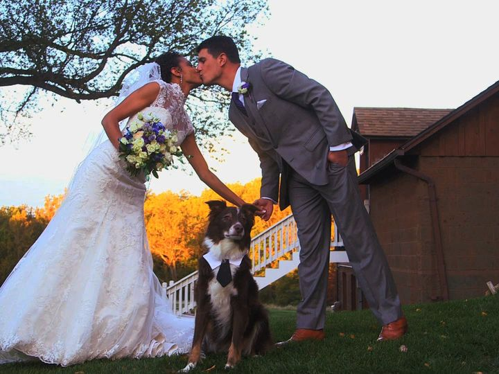 Tmx 1459130250360 Justhitchedmontage2016k Baltimore wedding videography