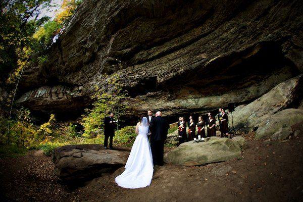 Red River Weddings Venue Slade Ky Weddingwire