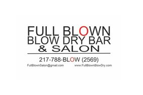 Full Blown Blow Dry Bar & Salon