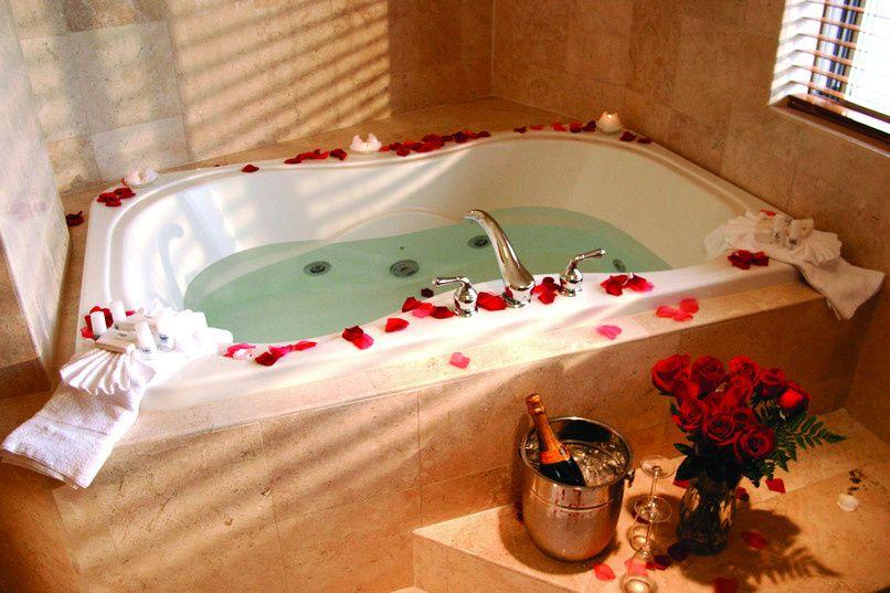 Bathtub of love