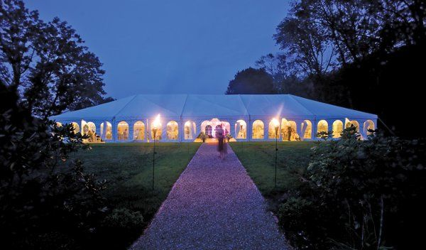 Longfellow's Wayside Inn Tent