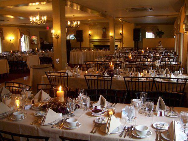 Longfellow's Wayside Inn Main Dining Room