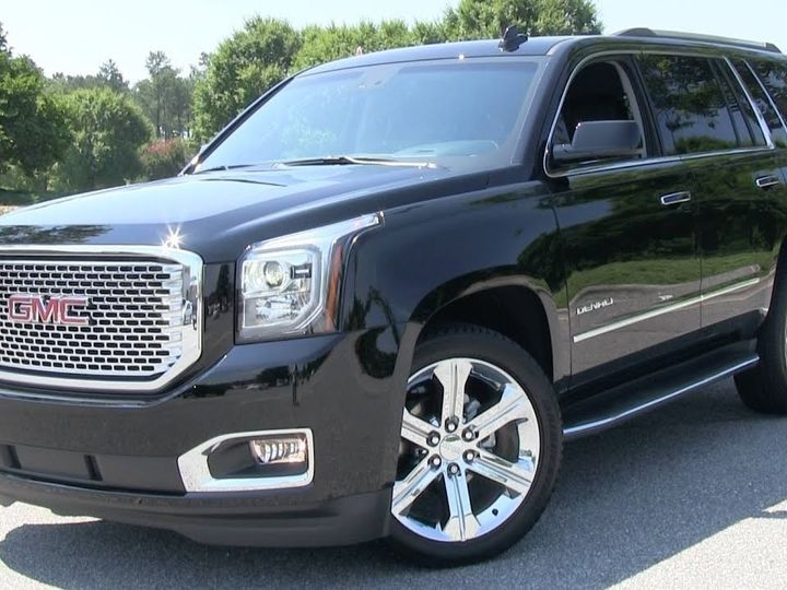 Tmx Gmc Denali Front View 51 180551 1562346052 Davenport, IA wedding transportation