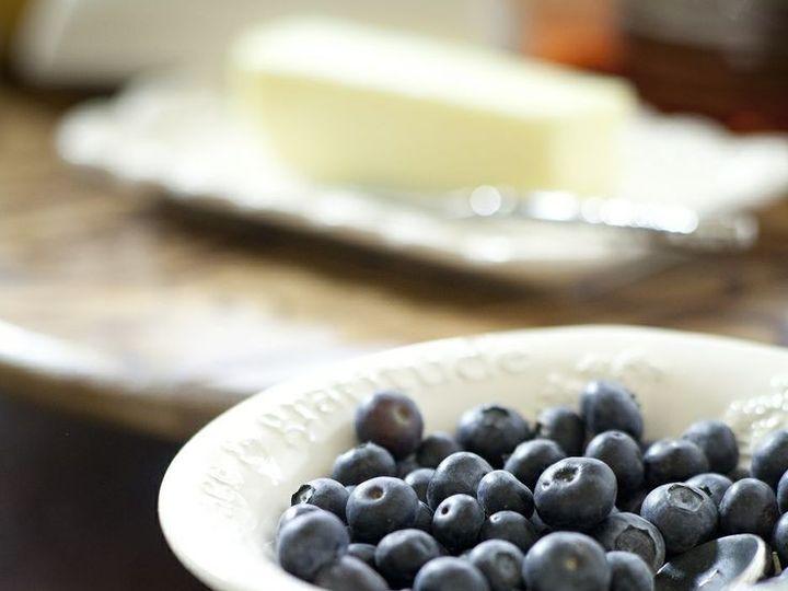 Tmx 1439866341674 Mnm Bowl Blueberries Mars wedding favor