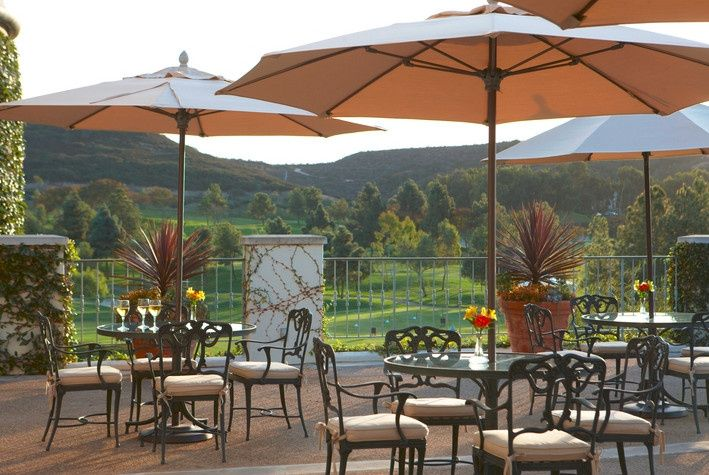 The perfect place for an al fresco dining experience