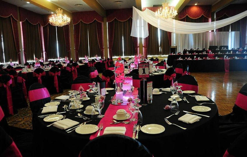 Contemporary Chic Events Design and Rental Event Rentals