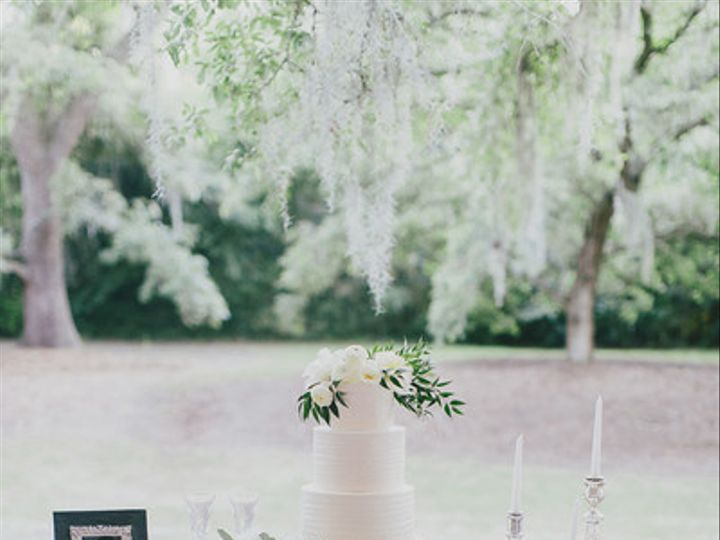 Tmx 1509579893376 Alice Buffet Cake Table North Charleston, SC wedding rental