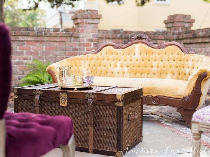 Tmx 1509579974219 Portfolio   Vintage Wedding   Yellow Velvet Vintag North Charleston, SC wedding rental
