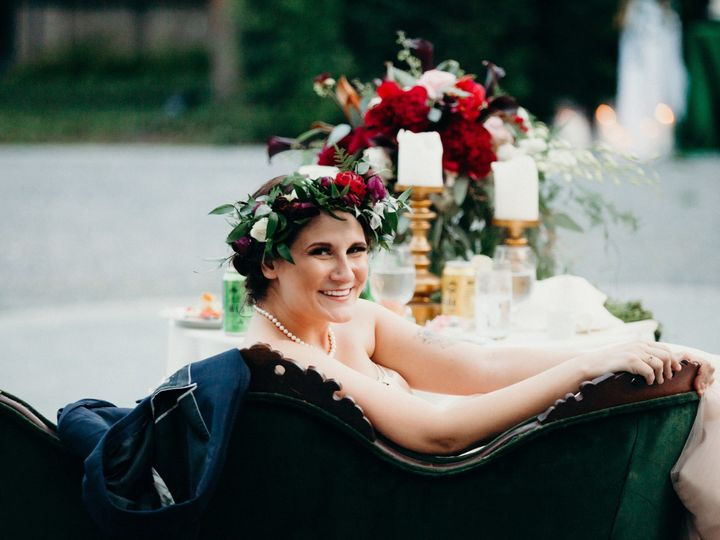 Tmx 1509579988149 Portfolio   Vintage Boho Bride   Vintage Wedding North Charleston, SC wedding rental