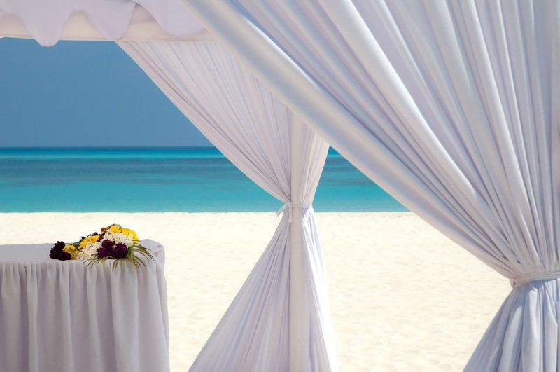 Tented Beach weddings and events