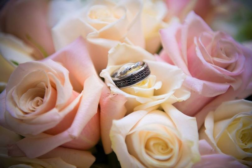 Roses and ring