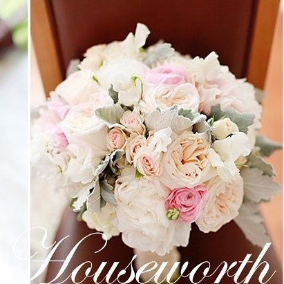 Soft tone flowers