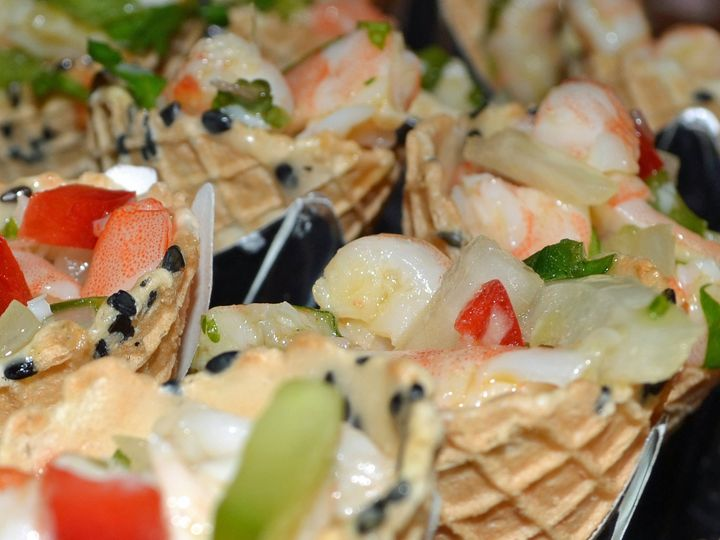 Tmx 1378997873691 Shrimp Ceviche 4 Tulsa, OK wedding catering